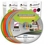 KPSS A Grubu Tüm Dersler Görüntülü Eğitim Seti 278 DVD