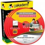 KPSS Eğitim Bilimleri Gelişim Psikolojisi Eğitim Seti 11 DVD