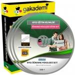 KPSS Eğitim Bilimleri Öğrenme Psikolojisi Eğitim Seti 11 DVD
