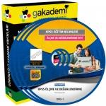 KPSS Eğitim Bilimleri Ölçme ve Değerlendirme Eğitim Seti 6 DVD