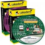LYS-1 Matematik ve Geometri Görüntülü Eğitim Seti 35 DVD