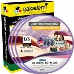 LYS Edebiyat Görüntülü Eğitim Seti 18 DVD