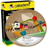 LYS Geometri Çözümlü Soru Bankası Eğitim Seti 18 DVD