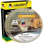 LYS Tarih Çözümlü Soru Bankası Eğitim Seti 17 DVD