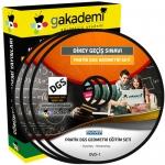 Pratik DGS Geometri Çözümlü Soru Bankası 16 DVD