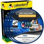 Pratik DGS Sayısal Mantık Çözümlü Soru Bankası 6 DVD