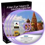 Rusça Orta Düzey Eğitim Seti 14 DVD