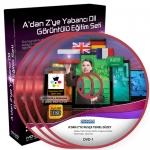 Rusça Temel Düzey Eğitim Seti 11 DVD