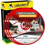 SMMM Staja Başlama Borçlar Hukuku Çözümlü Soru Bankası 2 DVD