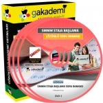 SMMM Staja Başlama Çıkmış Soru Çözümleri Eğitim Seti 7 DVD