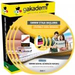 SMMM Staja Başlama Sosyal Güvenlik Hukuku Çözümlü Soru Bankası Seti 2 DVD