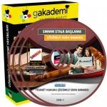 SMMM Staja Başlama Ticaret Hukuku Çözümlü Soru Bankası 2 DVD