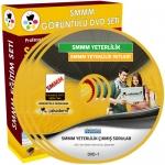SMMM Yeterlilik Çıkmış Soru Çözümleri Görüntülü Eğitim Seti 8 DVD