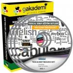 TEOG 8.Sınıf İngilizce Görüntülü Eğitim Seti 9 DVD