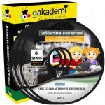 TEOG T.C İnkılap Tarihi ve Atatürkçülük Görüntülü Eğitim Seti 14 DVD