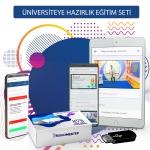 Üniversiteye Hazırlık Görüntülü Eğitim Seti