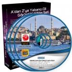 Yabancılar İçin Türkçe Eğitim Seti İleri Düzey 8 DVD