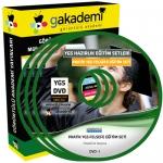 YGS Felsefe Çözümlü Soru Bankası Eğitim Seti 9 DVD