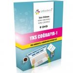 YKS Coğrafya 1 Görüntülü Eğitim Seti 9 DVD