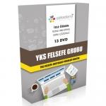 YKS Felsefe 2 Görüntülü Eğitim Seti 13 DVD