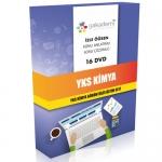 YKS Kimya Görüntülü Eğitim Seti 16 DVD