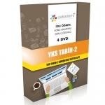 YKS Tarih 2 Görüntülü Eğitim Seti 4 DVD
