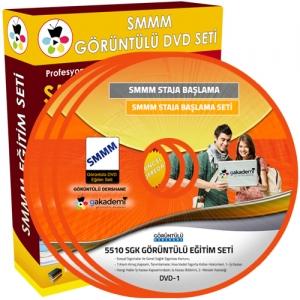 SMMM Staja Başlama Sosyal Güvenlik Kanunu Eğitim Seti 6