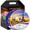 Fransızca Görüntülü Eğitim Seti (Başlangıç, Orta, İleri Düzey) 25 DVD