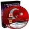 Yabancılar İçin Türkçe Temel Düzey Eğitim Seti 19 DVD