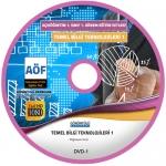 AÖF İşletme 1. Sınıf 1. Yarıyıl Tüm Dersler Eğitim Seti 53 DVD