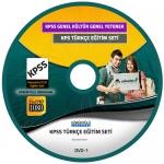 KPSS Genel Kültür Genel Yetenek Görüntülü Eğitim Seti 125 DVD