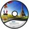 10 Saatte Pratik Fransızca Görüntülü Eğitim Seti 8 DVD