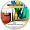 TEOG 8.Sınıf Fen ve Teknoloji Görüntülü Eğitim Seti 9 DVD
